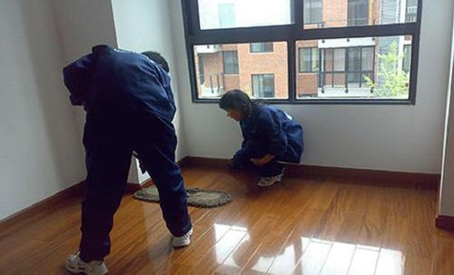 地板清洗修复